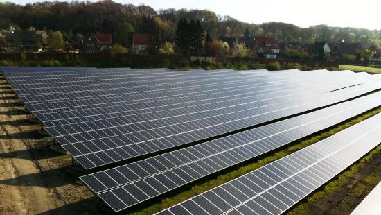 Solarpark Kohlenwäsche