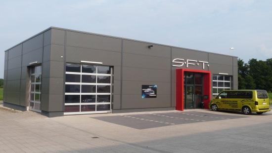 SFT Carwrap
