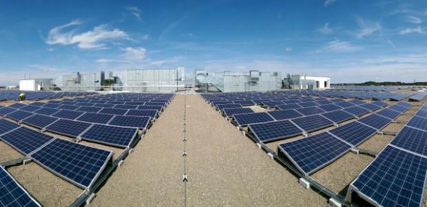 Finke Einrichtungshaus in Hamm – 325 kWp Photovoltaikanlage am Netz