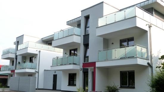 Wohngebäude am Aasee
